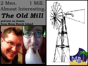 THE OLD MILL Season 2 Logo.